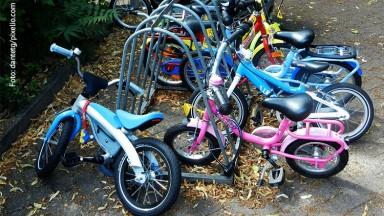 Kinderfahrräder,